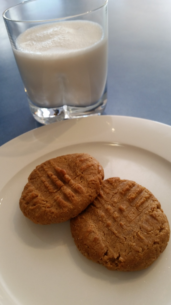 Seed Butter cookies